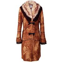 Красивое меховое пальто- искусственная дубленка 9 цветов , фото 1
