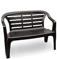 Скамейка из пластика Флори