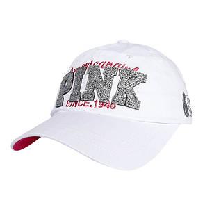 Стильная кепка для девочки Pink- №3774