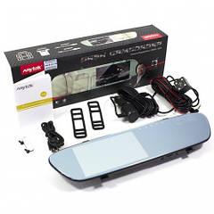 """Зеркало видеорегистратор 5"""" Anytek Car (3932-11409a)"""