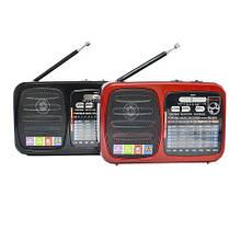 Радио Golon RX-918BT + Bluetooth. Всеволновой радиоприемник (GOLON)