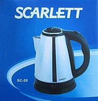 Електрочайник SCARLETT SC-20A