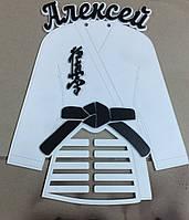 Медальница. Холдер для медалей Кимоно