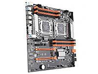 Двухпроцессорная материнская плата LGA 2011 8 слотов DDR3