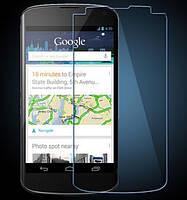 Закаленное защитное стекло для LG Google Nexus 4 (E960), фото 1