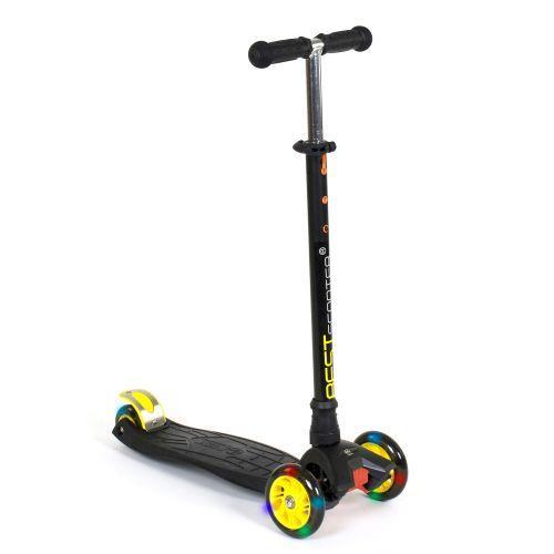"""Самокат трехколесный """"Best Scooter. MAXI"""" (черный) 466-113/А24320"""
