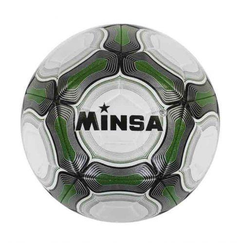 Мяч футбольный (зеленый) C40156