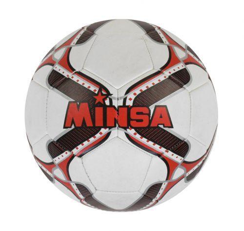 Мяч футбольный (красный) C40112