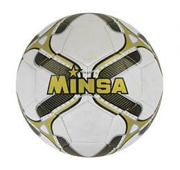 Мяч футбольный (желтый) C40112