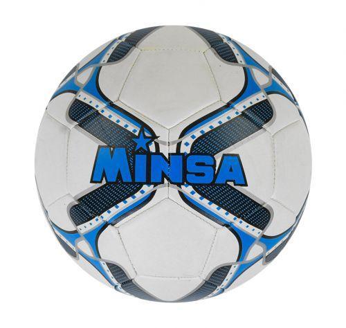 Мяч футбольный (синий) C40112