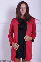 Жіночий кардиган Подіум Meryann 20236-RED XS Червоний