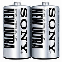 Батарейка SONY R-20 (БОЧКА) ТЕХНИЧЕСКИЙ 24шт / уп
