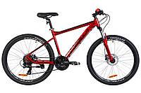 """Гірський велосипед 26"""" Formula F-1 HDD 2020 (червоний)"""