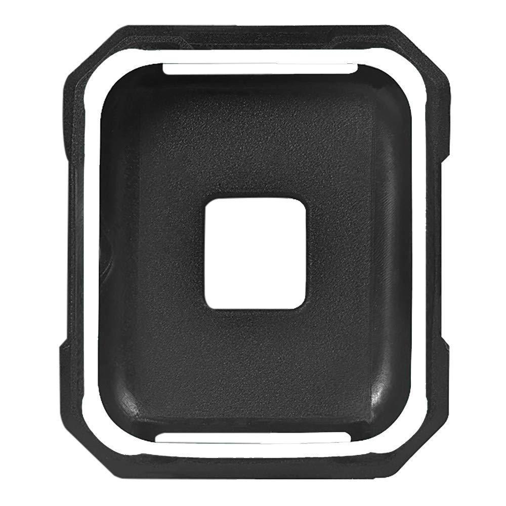 Защитный чехол BeWatch для Xiaomi Amazfit BIP Черно-белый (1011812)