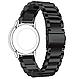Ремешок шириной 20мм универсальный для смарт-часов стальной BeWatch Черный (1110401), фото 2
