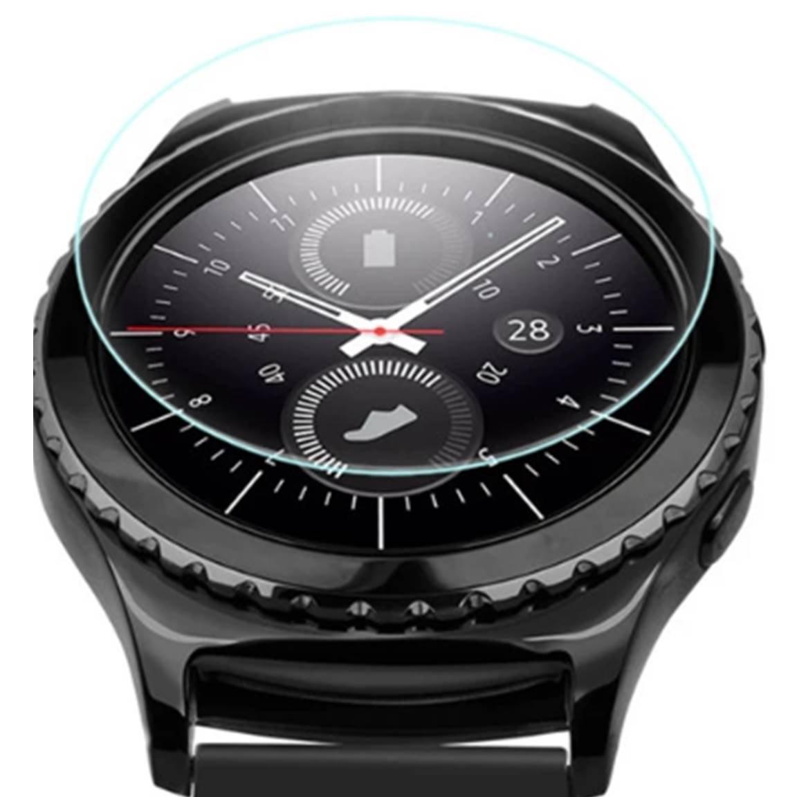 Защитное стекло BeWatch 2.5D для Samsung Galaxy Watch 46 мм (1027702.2)