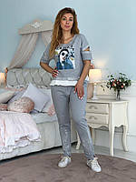 Женский брендовый спортивный костюм (Турция, RAW); разм 44,46,48