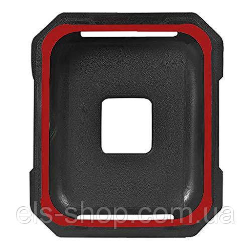 Защитный чехол BeWatch для Xiaomi Amazfit BIP Черно-красный (1011813)