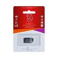 Накопитель Usb Flash Drive T and G 4gb Metal 107 SKL11-232591
