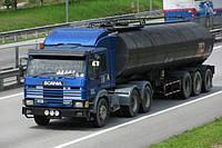 Перевозка темных нефтепродуктов