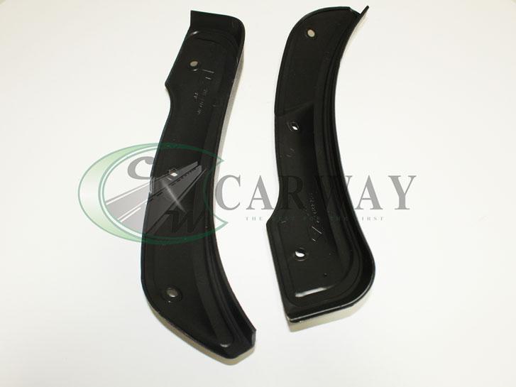 Накладка крила ВАЗ 2108 (2шт) чобіток арки 2108-8212304/05 Сизрань