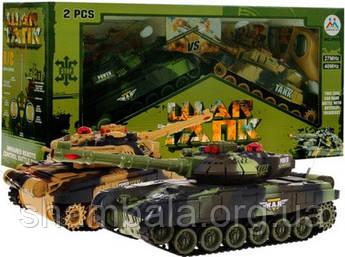 "Танки р/у Diancheng toys ""power Tank"" 2 pcs (068343)"