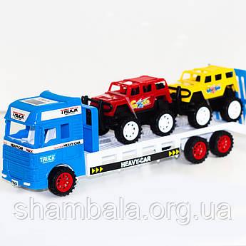 """Набір Toys """"Вантажівка і машинки"""" (068855)"""