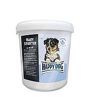 Натуральный корм для щенков Happy Dog Baby Starter Хэппи Дог бейби стартер 4 кг