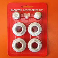 Радиаторный набор 1/2', фото 1