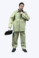 Сварочный брезентовый костюм с пропиткой