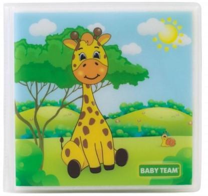 Игрушка-книжка Baby Team для ванной