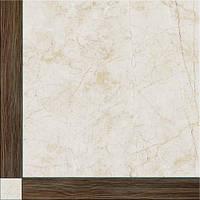 43х43 Керамическая плитка пол коричневый Shatto