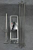 Электропривод с вертелом на мангал 20 кг (1200мм) 100% нерж