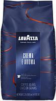 Кофе зерновой Lavazza Espresso Crema e Aroma, 1 кг
