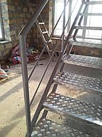 Внутренняя лестница, фото 1