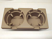 Подстаканник для BMW 3 (E46) Front Center Console Cup Beige
