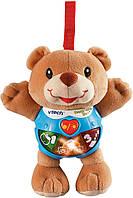 VTech музыкальный медвежонок 80-073300 Happy Lights Bear, Brown, фото 1