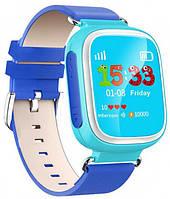 Детские наручные часы Smart Q80 Голубые