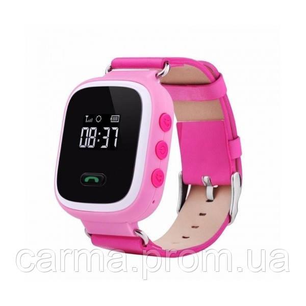 Детские наручные часы Smart Q60 Розовые