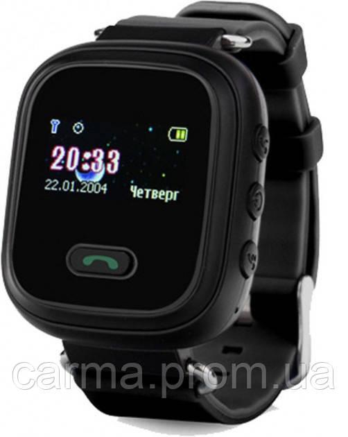 Детские наручные часы Smart Q60 Черные