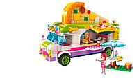 Конструктор детский для девочек кафе на колесах 2013