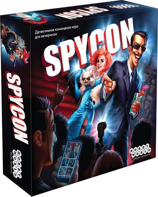 Настольная игра Hobby World Spycon (915164)