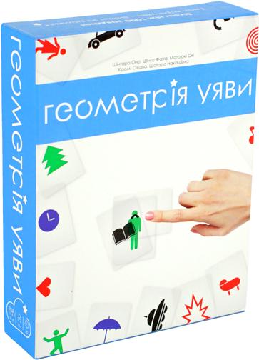 Настольная игра Cocktail Games Геометрия воображения  (2458)