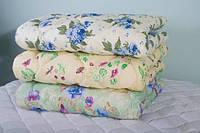 Одеяло полуторное силиконовое теплое Лери Макс