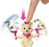 Barbie Барби Тереза гимнастка серии You can be GHK24 Dreamhouse Adventures Teresa Spin 'n Twirl Gymnast Doll, фото 3