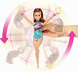 Barbie Барби Тереза гимнастка серии You can be GHK24 Dreamhouse Adventures Teresa Spin 'n Twirl Gymnast Doll, фото 6