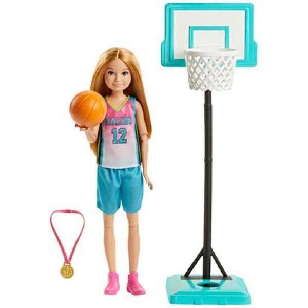 Barbie Барби Стейси Баскетбол Dreamhouse Adventures Stacie Basketball Doll