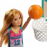 Barbie Барби Стейси Баскетбол Dreamhouse Adventures Stacie Basketball Doll, фото 3