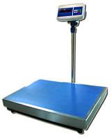 Платформенные весы Олимп TCS-D (600 кг).  800х600 мм.