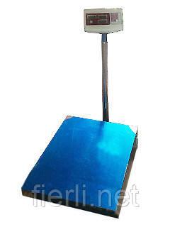 Платформенные весы Олимп TCS-D 600 кг (  800х600 мм.)